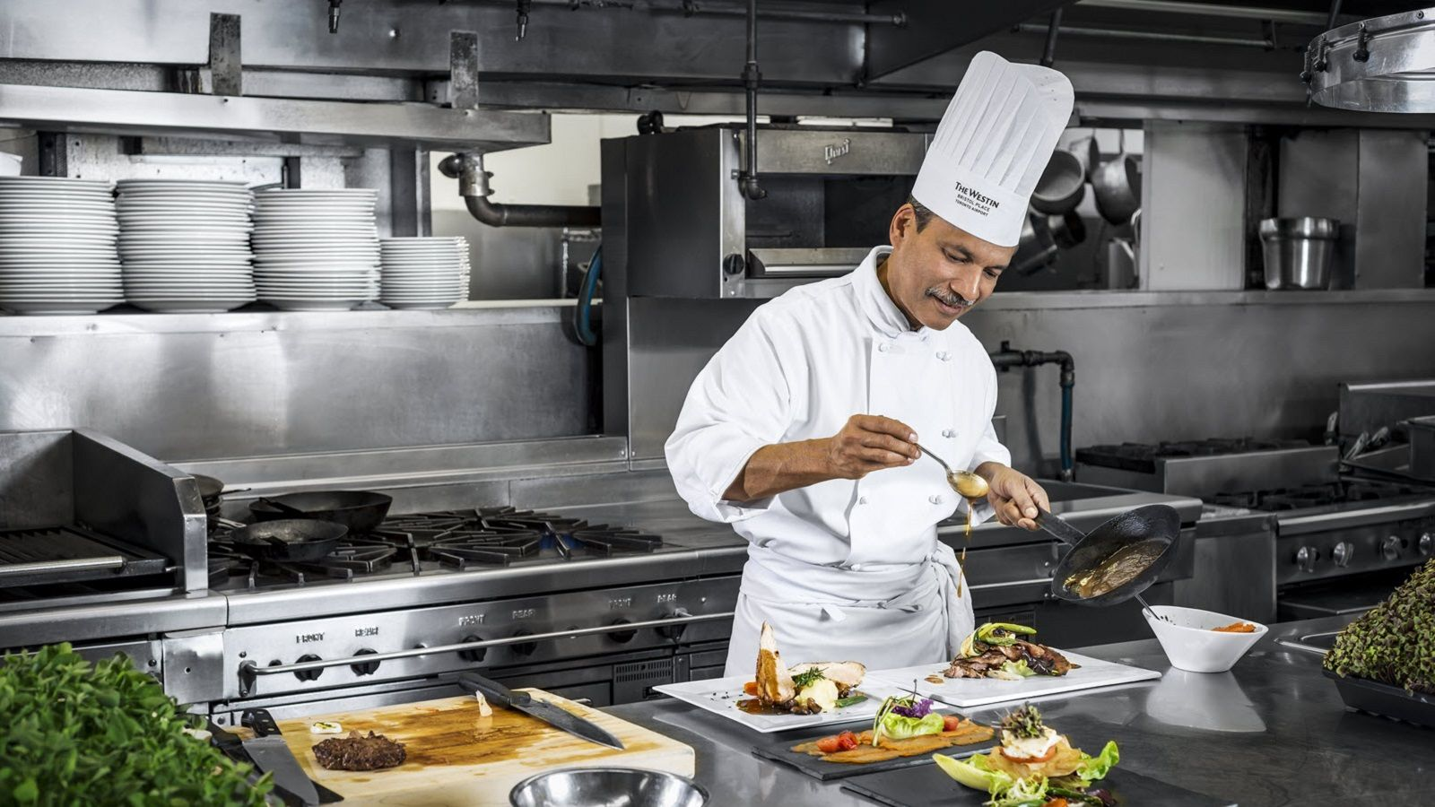 Chef Noel Fernandes - The Westin Toronto Airport